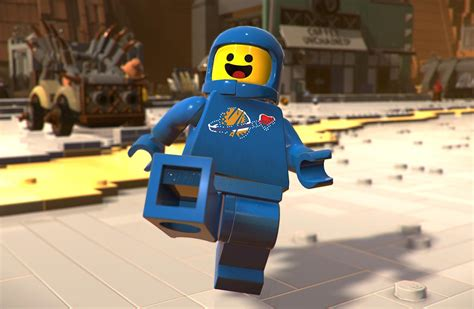 lego for the lego 2 videogame