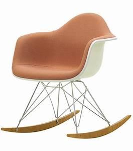 Vitra Eames Chair : rar cream limited edition vitra rocking chair milia shop ~ A.2002-acura-tl-radio.info Haus und Dekorationen