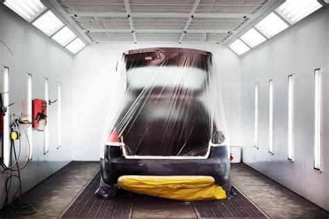 top 5 problems with auto paint shops and auto paint