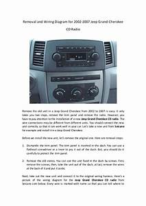1989 Jeep Cherokee Radio Wiring Diagram