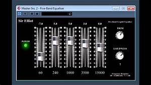 Five-band Graphic Equalizer By Sir Elliot