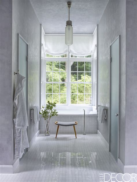 25 White Bathroom Design Ideas - Decorating Tips for All