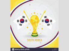 South Korea National Flag Flags Stock Photos & South Korea