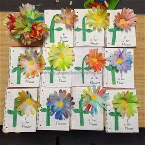 letter f for preschoolers all letters crafts for preschool and kindergarten 537