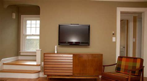 Tv An Der Wand by Fernseher An Die Wand H 228 Ngen Kabel Verstecken Home Ideen