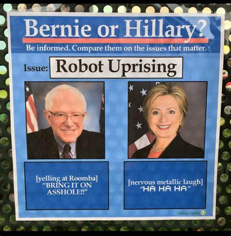 Bernie Hillary Memes - bernie or hillary know your meme