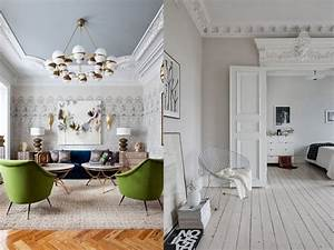 Home, Decor, Trends, 2020, Decorated, Ceilings
