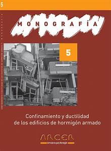 Confinamiento Y Ductilidad De Los Edificios De Hormig U00f3n