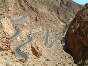 Dade's Gorges Morocco High Atlas