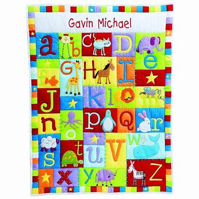 Quilt Alphabet Personal Creations Primary Personalized Gifts