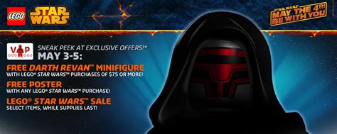 May the Fourth Be With You - Exclusive Offers | Galactic ...