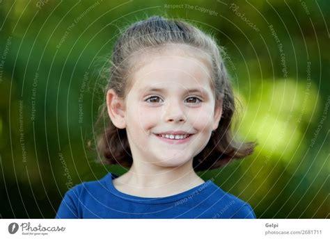 girl   nice smile  royalty  stock photo