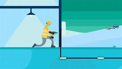 Safety Studio Health Animation Animated Achilles Area