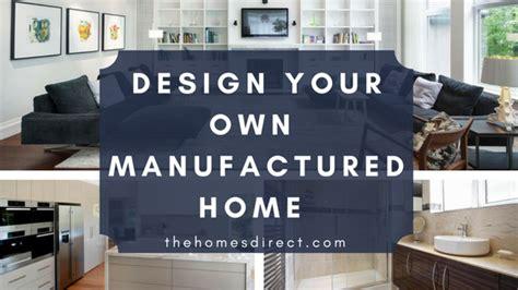 design   manufactured home customization options
