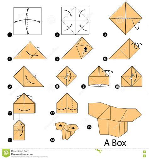 Make Simple Origami Box Animals