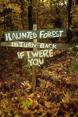 25+ best Haunted Trail Ideas on Pinterest Spooky