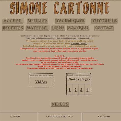 Pour Commencer Avec Les Meubles En Carton… (1) Paperblog