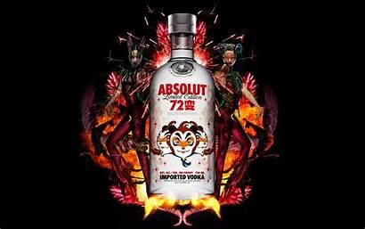 Vodka Absolut Alcohol Wodka Wallpapers Pantalla Liquor