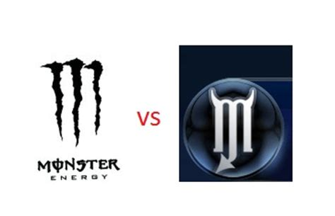 Monster Energy doesn't like Fish Tank Forum using scarry M ...