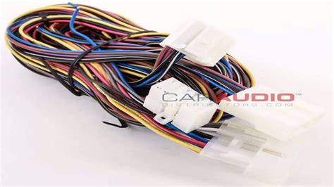 2005 Toyotum Avalon Wiring Harnes by Metra 70 8215 Wiring Harness For 2005 2006 Toyota Avalon