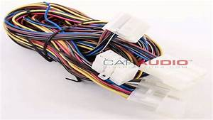 Metra 70 8215 Wiring Harness For 2005 2006 Toyota Avalon