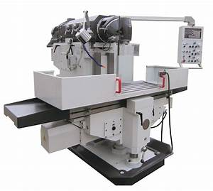 Model XL500S Ram Type Universal Mill   Machine Tools Buyer