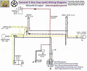 Moped Ignition Wiring Diagram