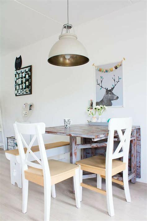 table cuisine petit espace la table de cuisine pliante 50 idées pour sauver d