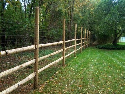 25 best ideas about deer fence on garden