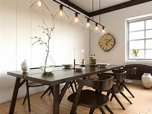 25, Inspirational, Ideas, For, White, And, Wood, Dining, Rooms