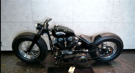 Insuring A Bobber Motorcycle