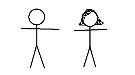 Stick Figures And Their Derivatives