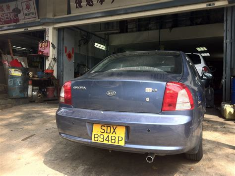 Selling A 10 Year Old Scrap Car In Singapore