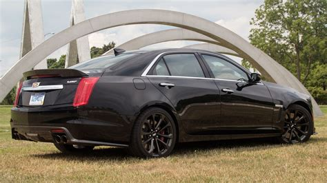 review  cadillac cts