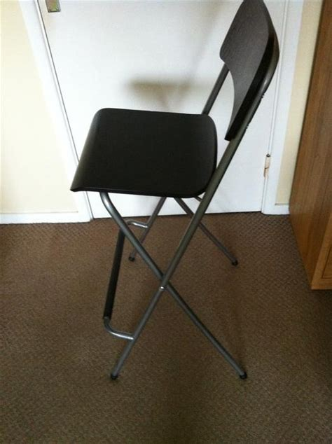 ikea folding bar stools pair halesowen wolverhton