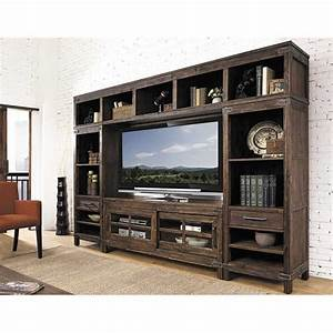 Wall Units. Amusing Entertainment Wall Unit: modern wall ...