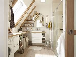 Aménager Une Salle De Bain : meuble salle de bain et vasque leroy merlin ~ Dailycaller-alerts.com Idées de Décoration