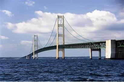 Michigan Bridge Mackinac Gov Mac Mdot Bridges