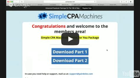 Simple Cpa Machines Review  30 Minutes + 10 Bucks Banks