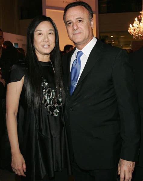 Vera Wang And Arthur Becker The Famed Wedding Dress