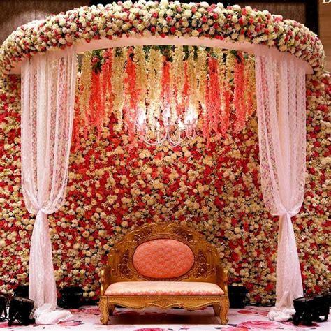 Wedding Stage Decoration Ideas (Grand & Simple) Ms