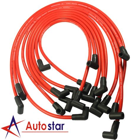 Electronic Ignition Hei Spark Plug Wire Set For