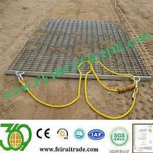 China Low Carbon Steel Flexible Steel Farming Drag Mat