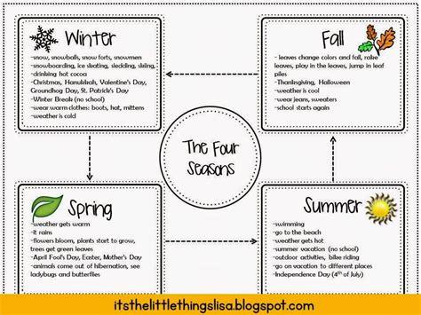 opinion writing   grade   seasons
