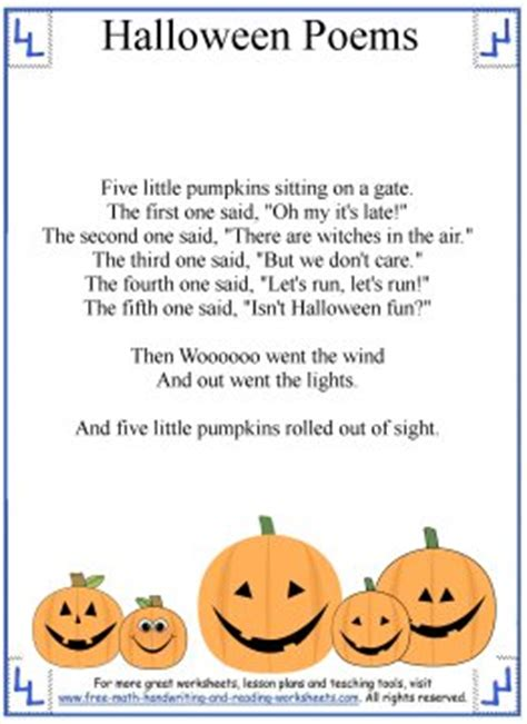 poems that rhyme festival collections 134 | Halloween Poems That Rhyme (9)