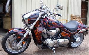 Motorcycle Airbrush Paint Jobs