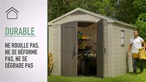 Abri De Jardin Keter : keter factor 8x11 abris de jardin youtube ~ Dailycaller-alerts.com Idées de Décoration