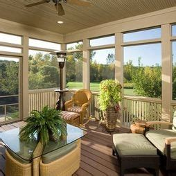 outdoor heater on screened porch home sweet home