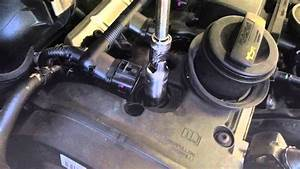 Vw Golf Mk5 Spark Plugs Change -  U0026quot How To U0026quot