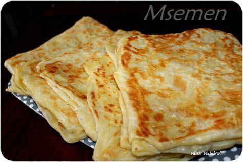 astuce cuisine facile la recette des msemen avec astuce et methode miss